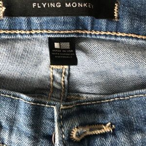 Flying Monkey Jeans - Flying Monkey Size 29